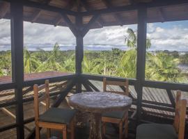 Waira Selva Hotel, Puerto Nariño