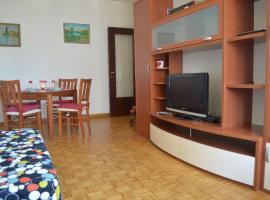 Casa June, Trieste (San Sabba yakınında)