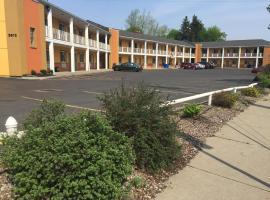 University Manor Inn, Buffalo