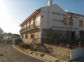 Hotel Sierra de Andujar, Virgen de la Cabeza