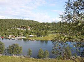 Lemonsjø Fjellstue og Hyttegrend, Randsverk