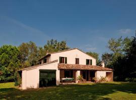Villa San Nicola, Pesaro (Novilara yakınında)