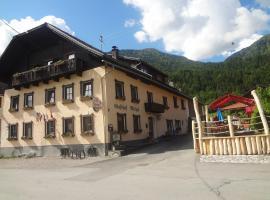 Hotel Restaurant Gasthof Michal, Gundersheim