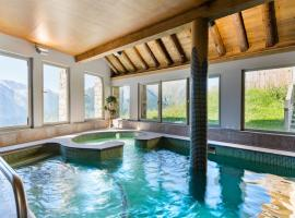 Lagrange Vacances Les Chalets de l'Adet, Сен-Лари-Сулан (рядом с регионом Piau Engaly Ski Resort)