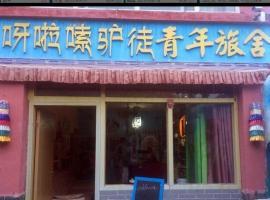 Yalasuo Lvtu Hostel, Xining