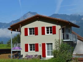 Ferienhaus Stockli, Brunnen (Morschach yakınında)