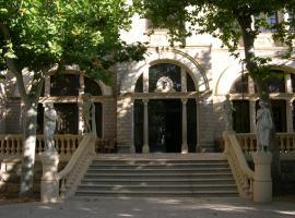 Hotel Parque Balneario Termas Pallares, Alhama de Aragón (Cetina yakınında)