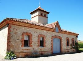 Le Farat, Auvillar (рядом с городом Saint-Michel)