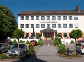 Hotel Zum Fuchswirt, Allershausen (Kranzberg yakınında)