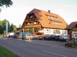 See-Hotel Storchenmuehle, Fichtenau (Neustädtlein yakınında)