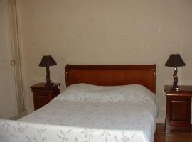Chambres D'hôtes Bel'vue, Chauvigny