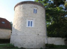 Gîte Lorengrain, Bruyères-et-Montbérault (рядом с городом Presles-et-Thierny)