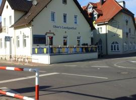 Ober's, Ittlingen (Hilsbach yakınında)