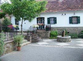 Apartment Liendl, Riegersburg (Feldbach yakınında)