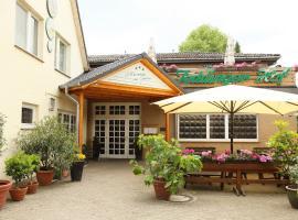 Jeddinger Hof Land- und Seminarhotel, Visselhövede (Kirchwalsede yakınında)