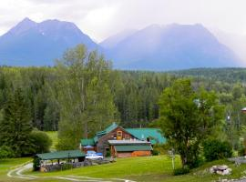 Blaeberry Mountain Lodge