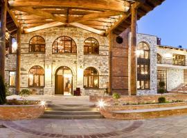 Kazarma Hotel, Каливия-Филактис (рядом с городом Kerasea)
