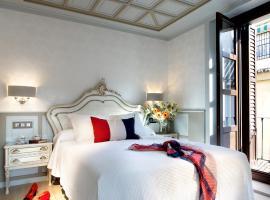 Los 10 mejores apartamentos de granada espa a - Casa palacete 1822 ...