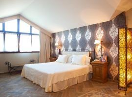 Hotel Katxi, Morga