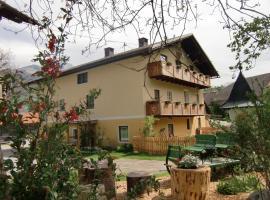 Ferienhof Sturm, Dellach (Gundersheim yakınında)