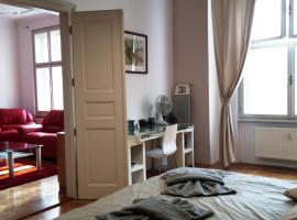 Apartment Balbínova