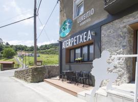 Lekeitio Aterpetxea Hostel, 레케이티오