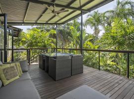 Villa Frangipani, Darwin (Nightcliff yakınında)