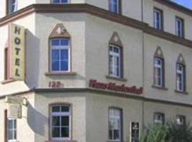 Hotel Haus Marienthal, Zwickau