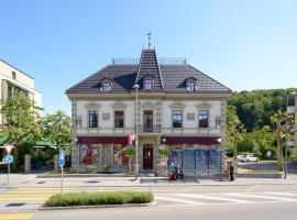 Villa Linde, Zuchwil (Luterbach yakınında)