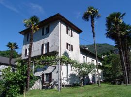 Casa Perini, Tenero (Gordola yakınında)