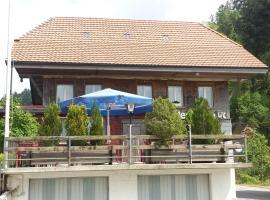 Gastwirtschaft Hornbach-pinte, Wasen (Dürrenroth yakınında)
