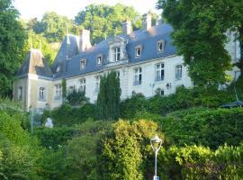 Chateau de la Voute, Trôo