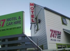 747 Motel & Car Hire, Wellington