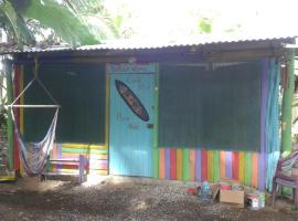 Camping & Cabinas Luciernaga, Conte (Palo Seco yakınında)