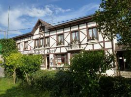 Auberge du Faisan Doré, Inor (рядом с городом Quincy-Landzécourt)