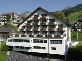 Hotel Toggenburg, Wildhaus