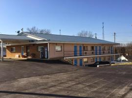 Budget Inn Motel, Bourbon