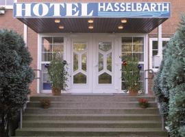 Hotel Hasselbarth, Бург-ауф-Фемарн
