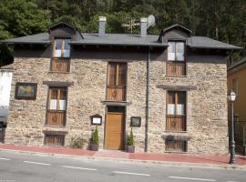 Apartamentos Turisticos A Estacion, A Pontenova