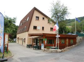 Les Airelles, Saint-Cirgues-en-Montagne (рядом с городом Le Roux)