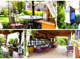 Hostería Las Fuentes, Rubayo