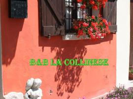 B&B La Collinese, Castana (Montescano yakınında)