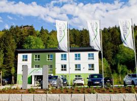 Hotel Eyberg, Dahn (Erfweiler yakınında)