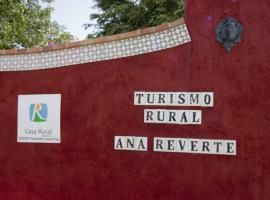 Casa Rural Ana Reverte, Los Corrales (рядом с городом Martín de la Jara)