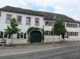 Hotel Stadt Mainz, Schwabenheim