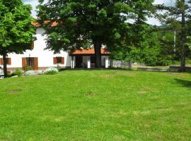 Apartment Bartulasi, Roč (рядом с городом Semić)