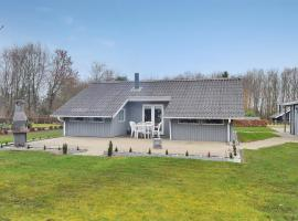 Three-Bedroom Holiday Home Østmarken 07, Arrild (Toftlund yakınında)