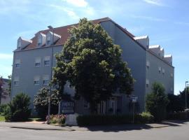 Hotel am Bergl, Schweinfurt (Bergrheinfeld yakınında)