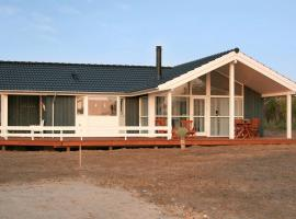 Three-Bedroom Holiday Home Oddermosen with a Sauna 06