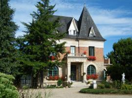 Villa Les Iris, Saint-Félix (рядом с городом Agnetz)